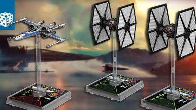 Photo of Brettspiel-News: Die neuen Modelle aus The Force Awakens für X-Wing: Das Miniaturen-Spiel