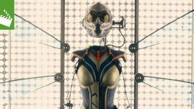 Photo of Video: Mid-Credits-Szene aus Ant-Man enthüllt das Wasp-Kostüm