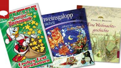 Photo of SHOCK2 Weihnachtstipps:Bücher und Comics