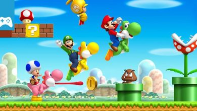 Photo of Review: New Super Mario Bros. Wii (Wii U Virtual Console)