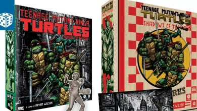 Photo of Brettspiel-News: Neues Turtles-Spiel auf Kickstarter
