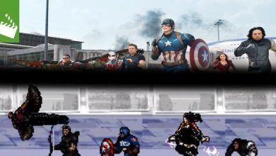 Photo of Film-News: Captain America: Civil War – Neuer 8-Bit Trailer veröffentlicht