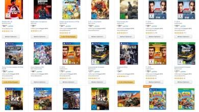 Photo of Nur noch kurze Zeit! – Amazon-Tipp: 3 aktuelle Spiele (PS4, Xbox One, PC) kaufen, 2 bezahlen
