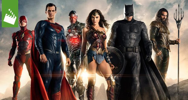 Blu-ray: Justice League
