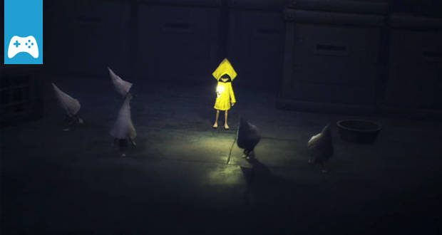 Game: Little Nightmares: Complete Edition
