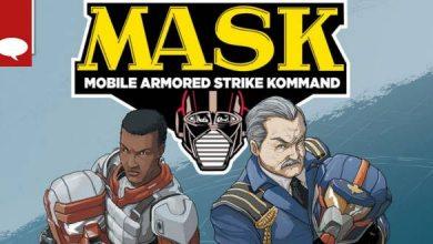 Photo of Comic-News: IDW startet neue MASK-Serie – Cover enthüllt
