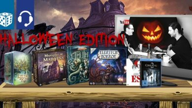 Photo of Brettspiel-Podcast 018: Halloween Edition (inkl. Video)