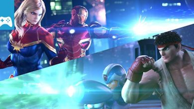 Marvel vs Capcom Infinite Review Test