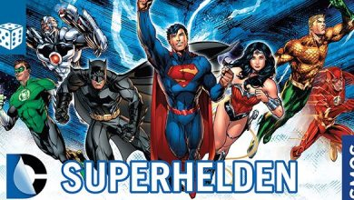 Photo of Review: DC Superhelden