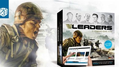 Photo of Review: LEADERS (Combined Board Game)