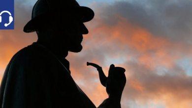 Bild von Hörspiel-Tipp: Sherlock Holmes und das Geheimnis des weißen Bandes (kostenloser Download)