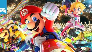 Photo of Game-News: Mario Kart 8 Deluxe – Grafikvergleich mit Wii U und 3DS