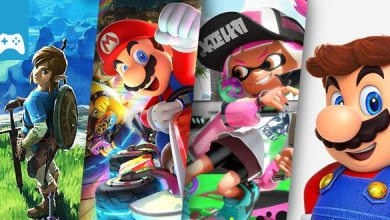 Photo of Nintendo Switch – Alle Spiele im Überblick