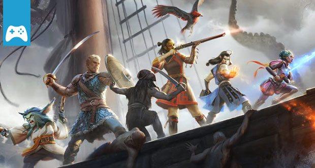 Game: Pillars of Eternity II: Deadfire (PC)