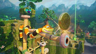 Photo of Snake Pass erhält einen kostenlosen Arcade-Modus