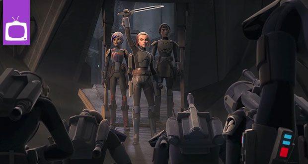 Star Wars Rebels Staffel 4 Deutsch