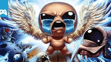The Binding of Isaac Review Test Nintendo Switch