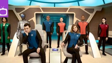 Photo of SDCC 2017: The Orville – Comic-Con-Trailer und Starttermin zu Seth MacFarlanes Star Trek-Parodie