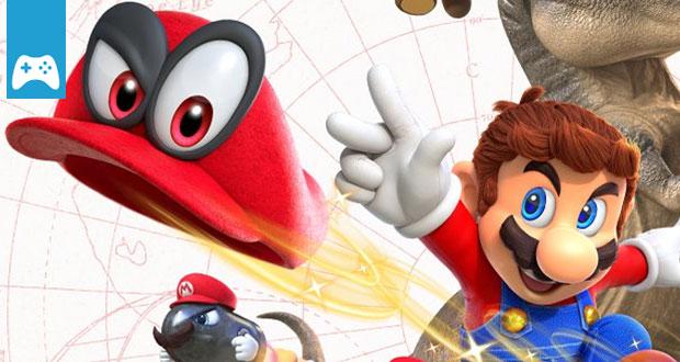 Nintendo gamescom 2017 Super Mario Odyssey