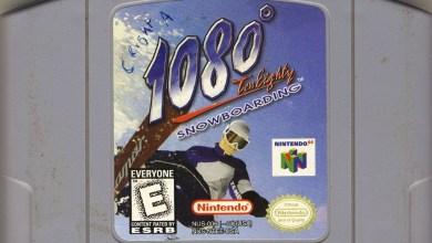 Bild von 200 Games, die du gespielt haben musst! (91) – 1080° Snowboarding