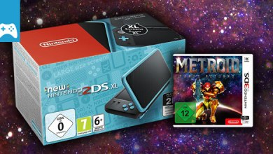 Bild von Letzte Chance: Wir verlosen einen New Nintendo 2DS XL inklusive Metroid: Samus Returns