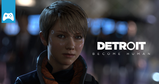 Game: Detroit: Become Human