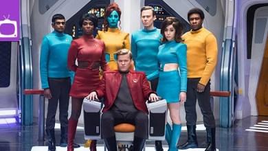 Photo of TV-News: Black Mirror – 4. Staffel Teaser und erste Bilder zeigen Star Trek-Hommage