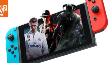 Nintendo Switch FIFA 18 L.A. Noire Skyrim