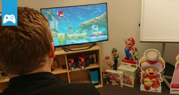 Super Mario Odyssey Nintendo Switch Preview Vorschau