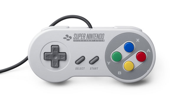 SNES Mini Nintendo Classic Mini: Super Nintendo Entertainment System