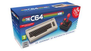 Photo of Jetzt wieder vorbestellbar: Der Commodore 64 kehrt als C64 Mini zurück
