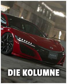 Gran Turismo Sport Kolumne