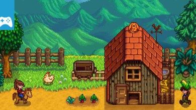 Bild von Review: Stardew Valley auf Nintendo Switch
