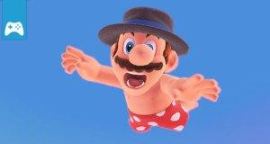 Super Mario Odyssey Nintendo Switch Review Test