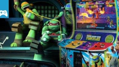 Photo of Game-News: TMNT – Raw Thrills kündigt neuen Vier-Spieler Arcade-Automaten an