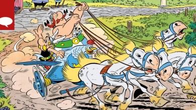 Photo of Comic-News: Das Cover des 37. Asterix-Albums wurde enthüllt und erste Leseprobe