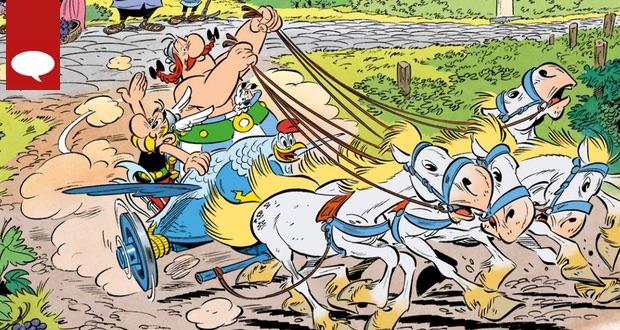 Asterix in Italien