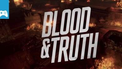 Photo of Sony-PK: Blood & Truth für PlayStation VR mit Trailer & Interview angekündigt