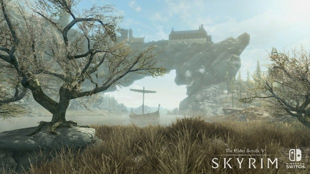 The Elder Scrolls 5 Skyrim Nintendo Switch