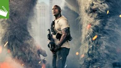Photo of Kino-News: Rampage – Der Erste Trailer zu Videospielverfilmung mit Dwayne Johnson