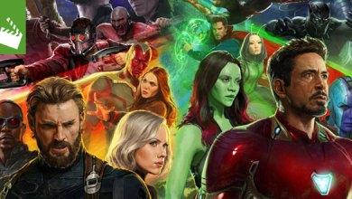 Bild von Der erste actionreiche Trailer zu Marvels Avengers: Infinity War ist da