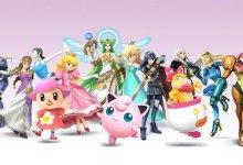Nintendo Switch Frauen