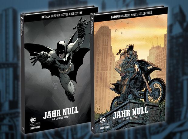 Batman Graphic Novel Collection DC Comics Die Legende von Batman