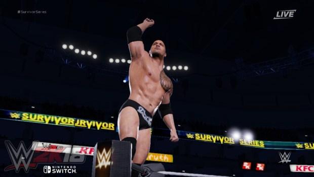 WWE 2K18 Nintendo Switch Review Test