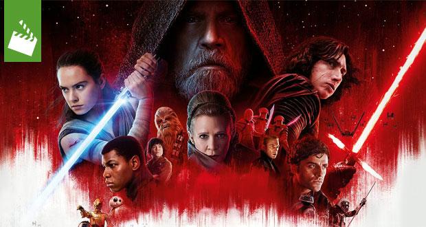 Blu-ray: Star Wars: Die letzten Jedi