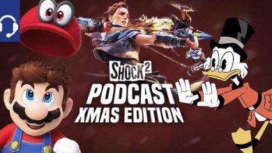 """Bild von Jetzt """"fast live!"""" SHOCK2 Podcast – Xmas/Silvester XXL-Special 2017 (Teil 2 von 3)"""