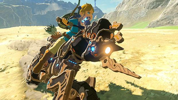 The Legend of Zelda: Breath of the Wild – Die Ballade der Recken DLC Review Test Nintendo Switch