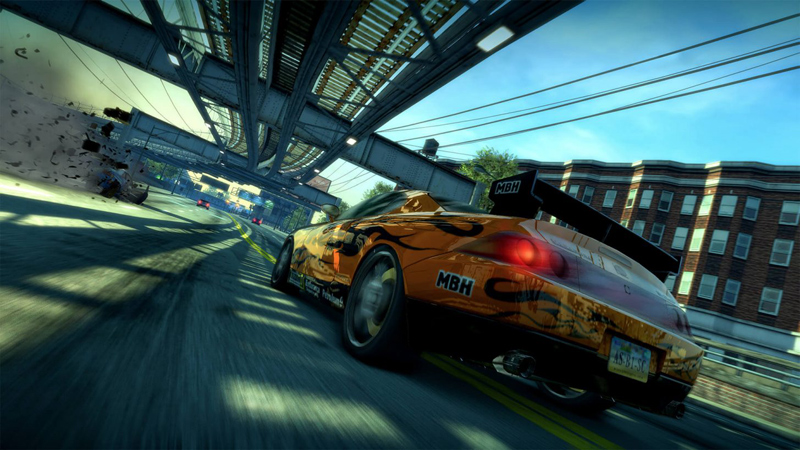 Game: Burnout Paradise Remastered (PS4, Xbox One und PC)