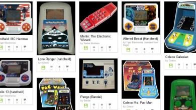 Bild von Etliche LCD-Handheld-Konsolen dank Internet Archive im Browser spielbar