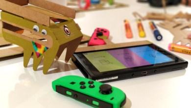 Photo of Nintendo Labo im Hands-on